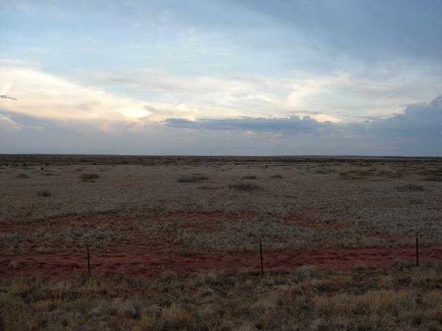 The Llano Estacado.