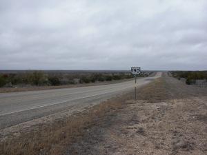US-190 near Menard