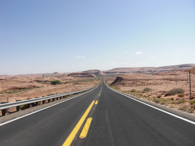 US-191 in Navajo Nation