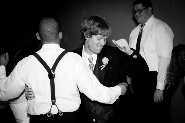 Grinding the Groom